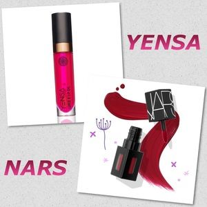 NEW NARS Powermatte Lip Pigment & Yensa Lip Oil
